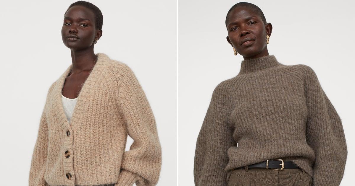 Best Puff-Sleeve Sweaters | POPSUGAR Fashion