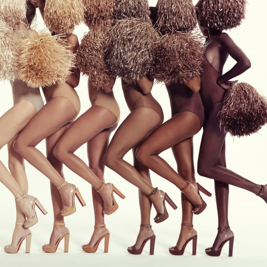 Christian Louboutin New Nude Collection Shoes 2017
