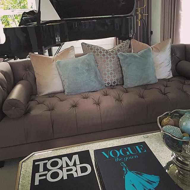 Tom Ford Coffee Table Book The Most Fashionable Home Decor