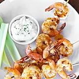 Buffalo Grilled Shrimp