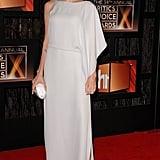 Critics' Choice Awards Fashion Retrospective