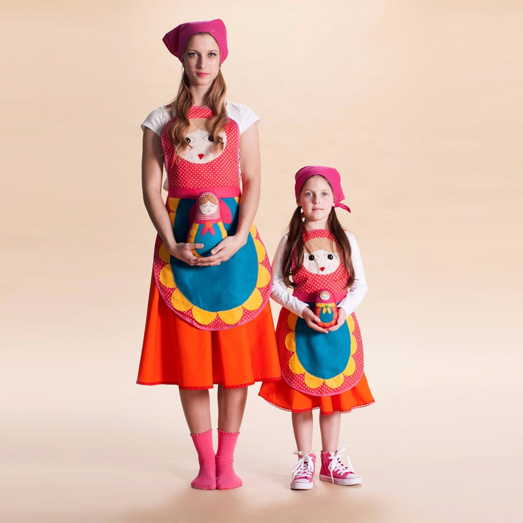 Mommy And Me Costume Ideas Mommy Daughter Costume Baby Girl