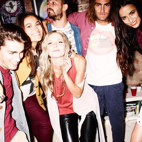 glue store Autumn Winter Look Book Starring Non-Models: Scope the Retail Staff at Play!