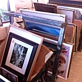 Picture Frames and Art