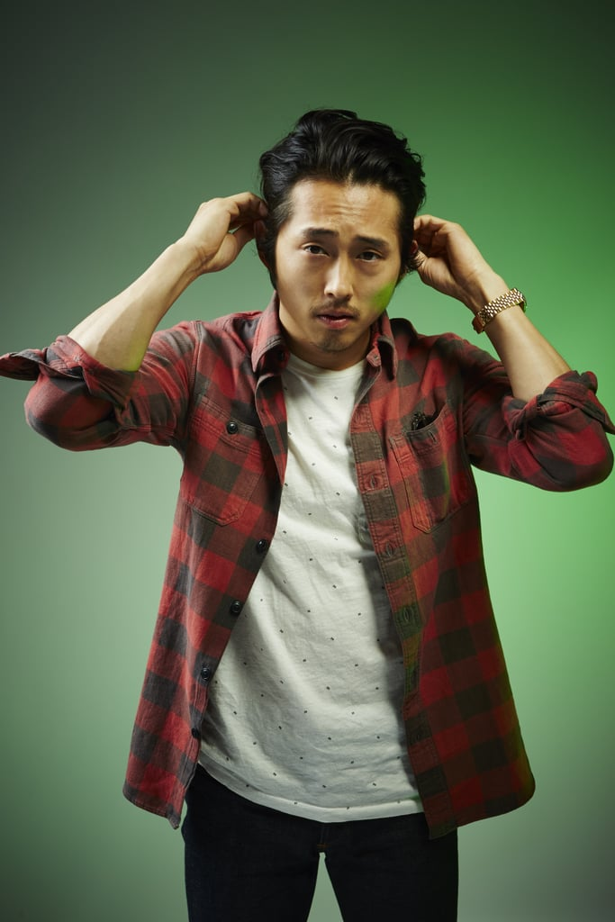 He's Korean-American