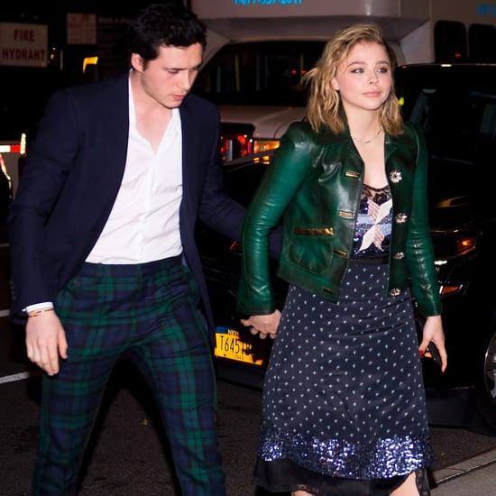 Chloe Grace Moretz and Brooklyn Beckham's Couple Style