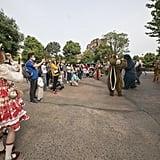 Pictures of Shanghai Disneyland Reopening After Coronavirus