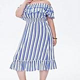 Shop a Similar Striped Dress