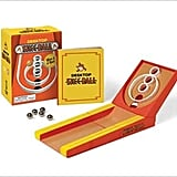Desktop Skee-Ball: Give It a Roll!