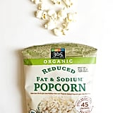 Whole Foods 365 Organic Reduced Fat & Sodium Popcorn