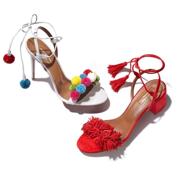 Chic Summer Sandal Guide by NET-A-PORTER
