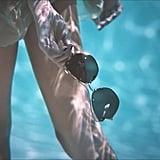 Kaia Gerber Miu Miu Campaign Summer 2016