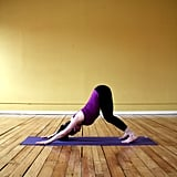 Relaxed Downward Dog