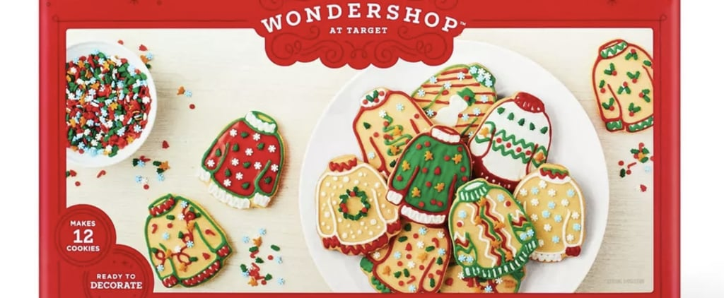 Ugly Christmas Sweater Cookie Kits