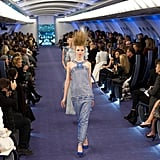 Chanel's First Jet Adventure, Spring/Summer 2012 Haute Couture