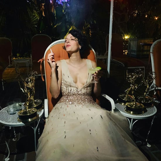 Phoebe Waller-Bridge Basks in Her Emmy Wins in Epic Photo