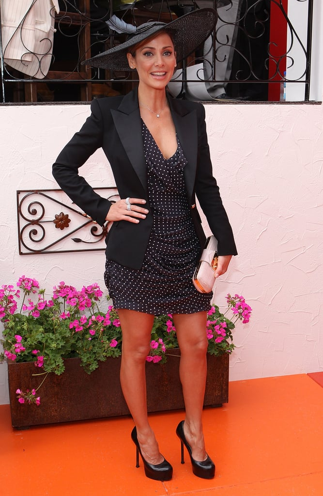 Melbourne Cup 2010 Style Stalk celebrities including Natalie Imbruglia, Jennifer Hawkins, Jesinta Campbell, Louise Roe,