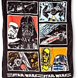 Star Wars Classic Throw