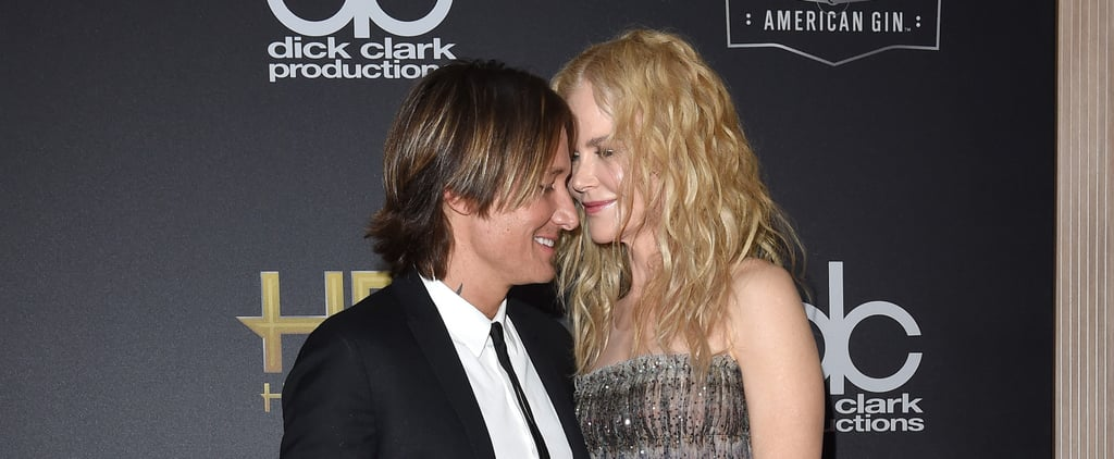 Nicole Kidman and Keith Urban Hollywood Film Awards 2018