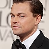 Leonardo DiCaprio Brings His Bow Tie to the Golden Globes
