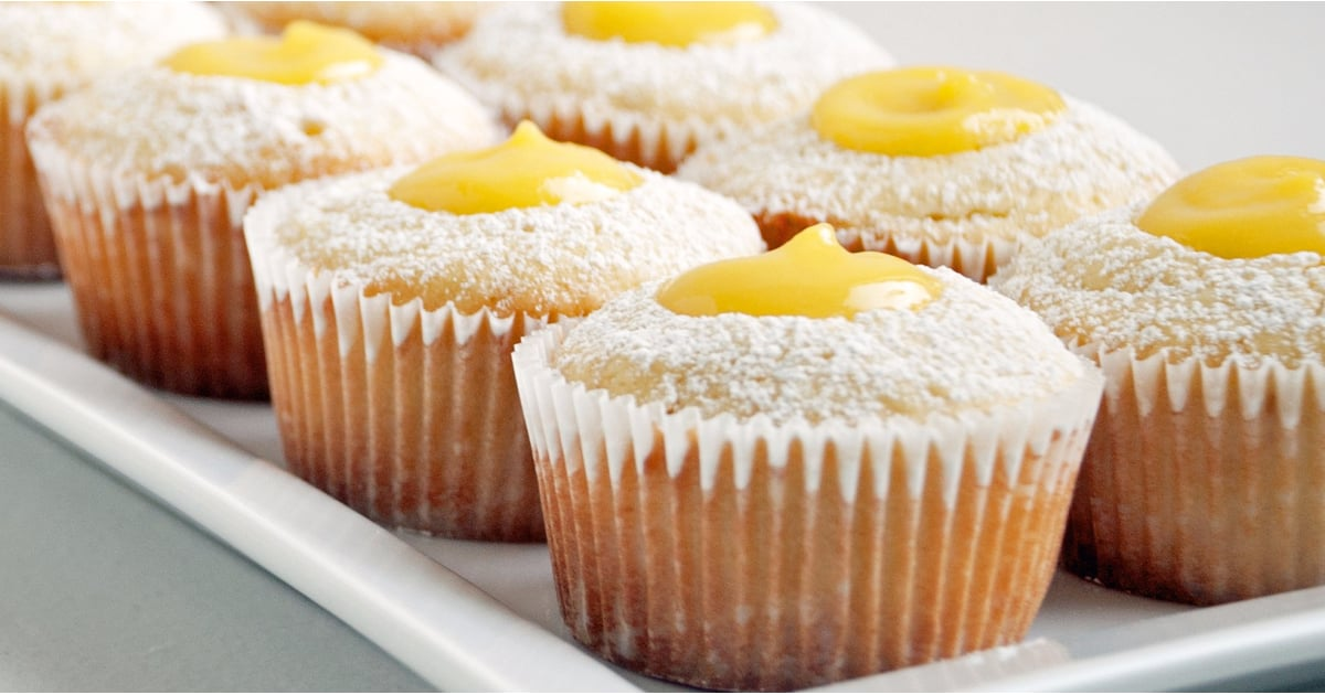 Fall in Love With Lemon-Curd-Laced Cupcakes