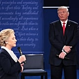 Funny Photos From Second Presidential Debate