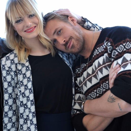 Ryan Gosling and Emma Stone Pictures