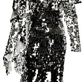 Anouki Sequin Ruffle Mini Dress
