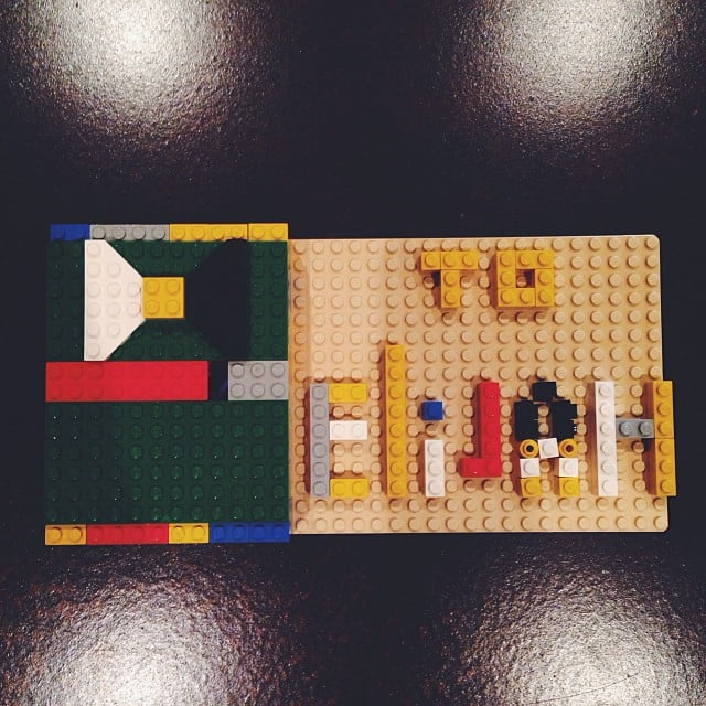 Keep Them Busy: Build With Legos