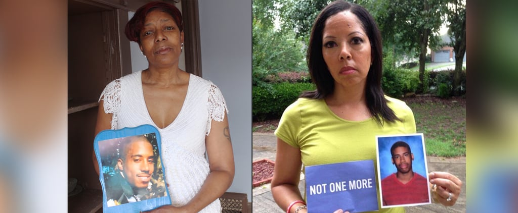 "To These Moms Who Lost Sons to Gun Violence, Hillary Clinton Is a ""Friend and Sister Mother"""