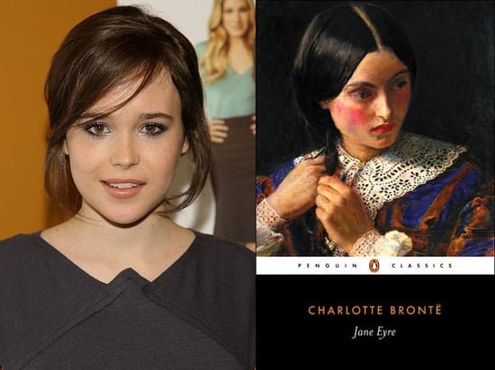 Ellen Page to Play Jane Eyre in BBC's Big Screen Adaptation