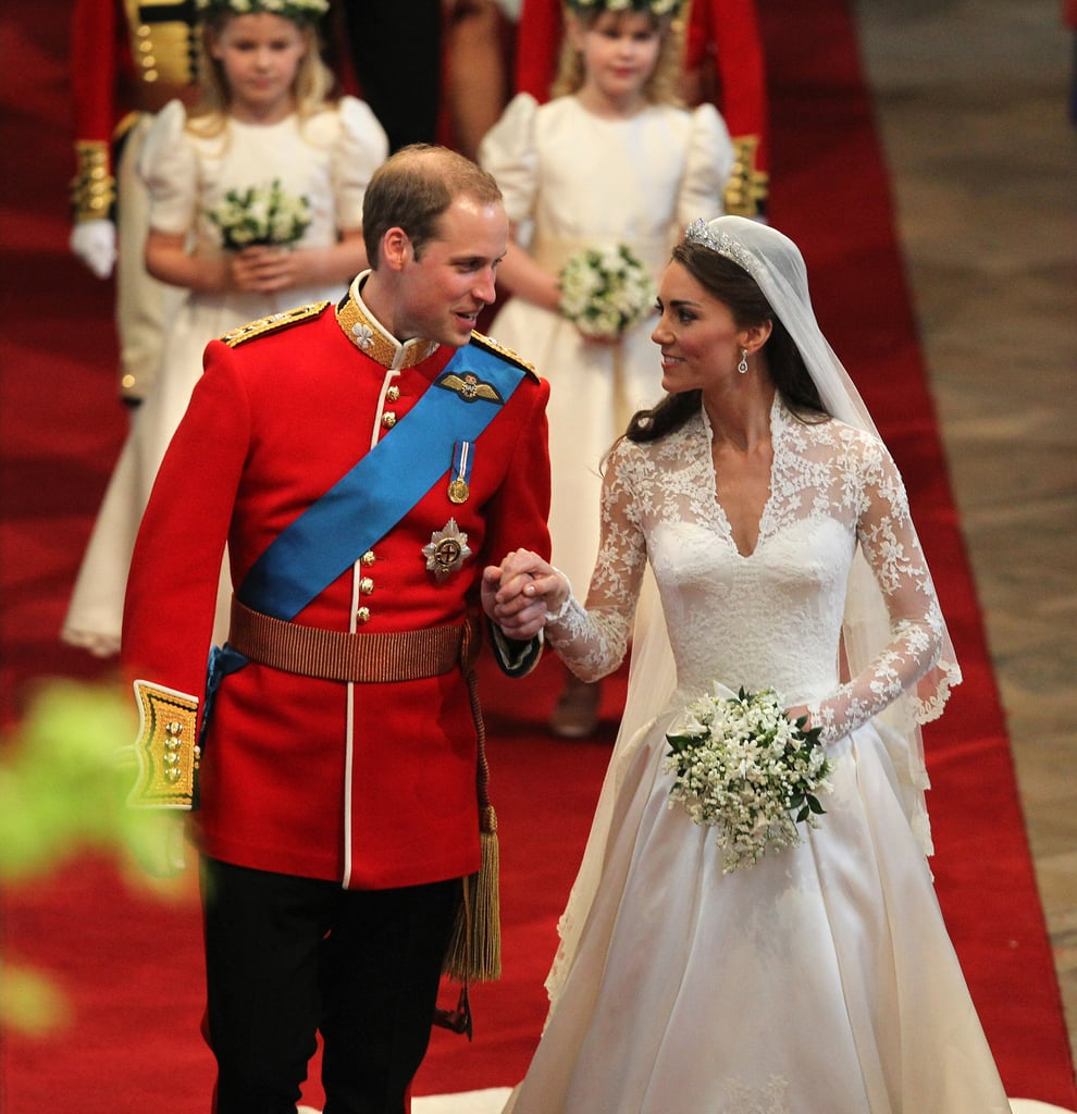 Pictures of Prince William and Kate Middleton's Wedding ...