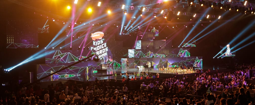 The Winners of the Kids' Choice Awards Abu Dhabi Revealed