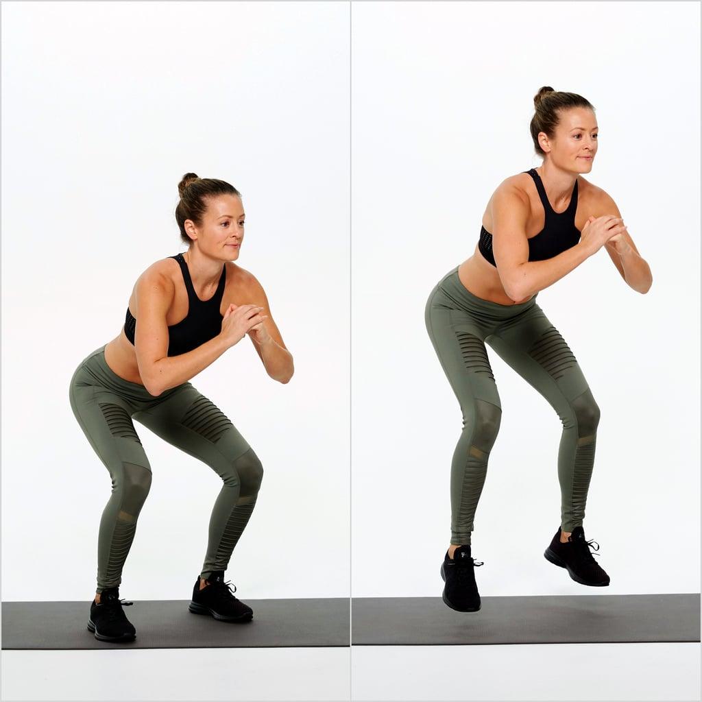 Squat Hop
