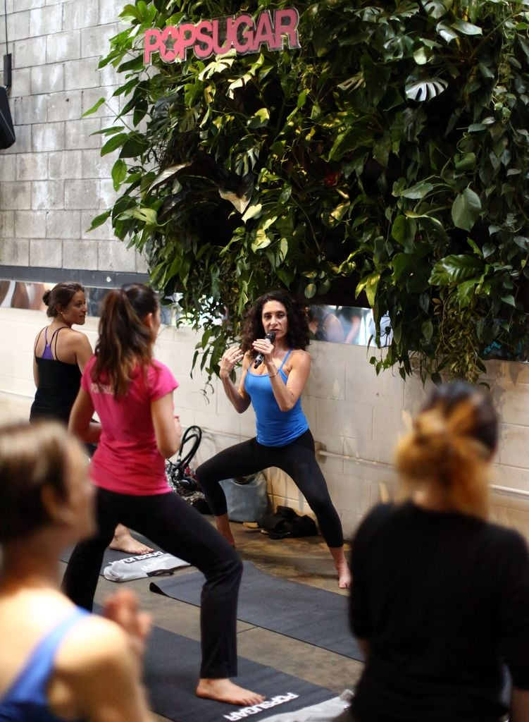 Working Your Rear With Yoga