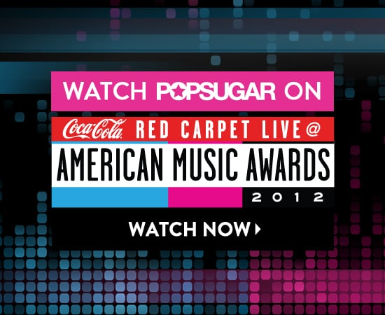POPSUGAR LIVE American Music Awards Preshow Coverage