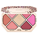 Jouer Cosmetics Rose Cut Gems Blush and Cheek Topper Palette
