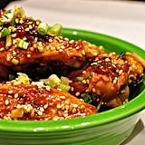 Hoisin Sesame Sticky Wings