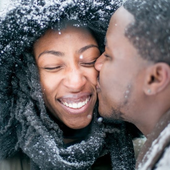 What to Wear For Winter Engagement Photos