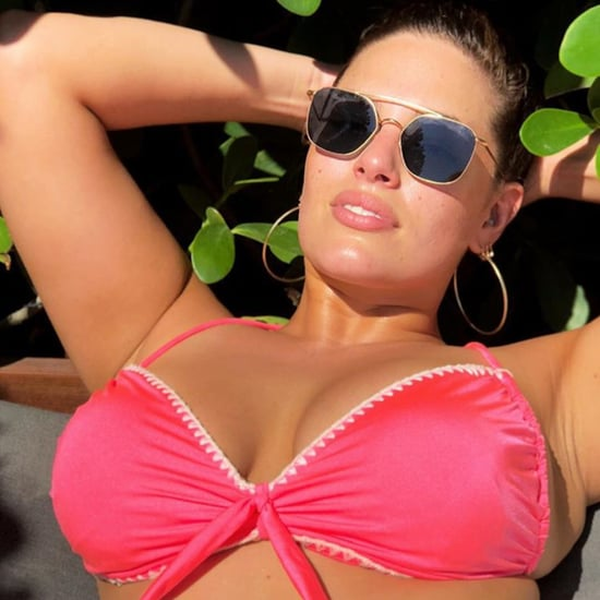 Ashley Graham Pink Swimsuits For All Bikini
