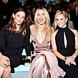 Jennifer Garner and Reese Witherspoon at Tiffany Event 2016
