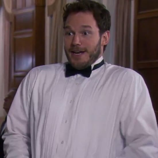 Chris Pratt Drops His Pants on Parks and Recreation