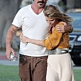AnnaLynne McCord dating Dominic Purcell.