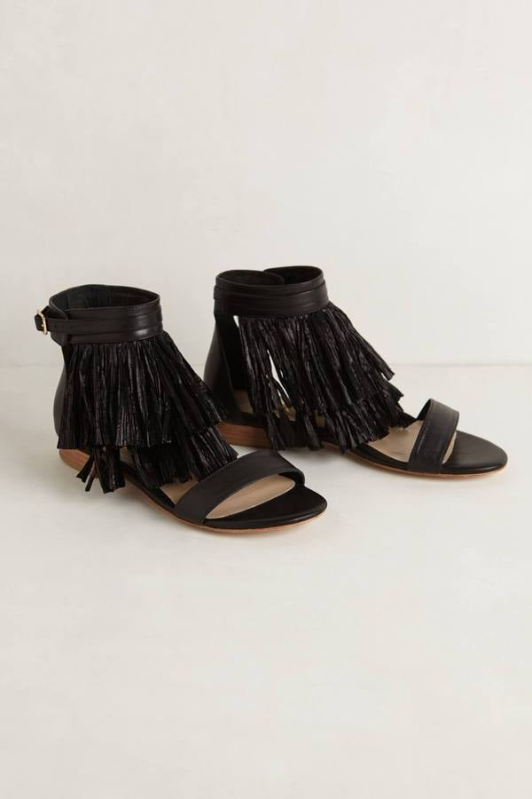 Candela Fringe Sandals