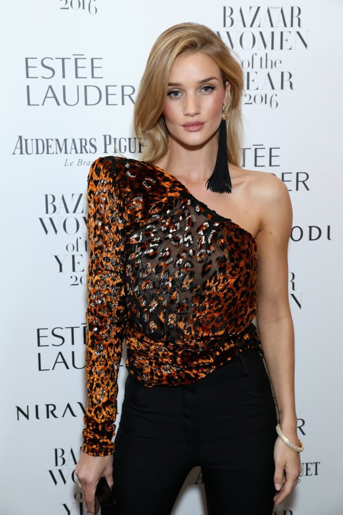 Rosie Huntington-Whiteley: April 18