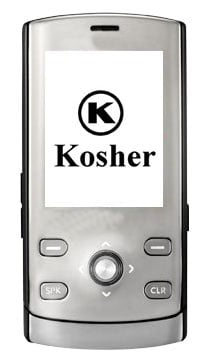 Kosher Cellphones Help Haredi Jews Out of Tech Pickle