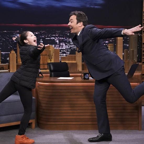 Alysa Liu on The Tonight Show Starring Jimmy Fallon Video