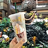 Dole Whip Personalized Iced Coffee Cup