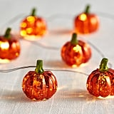 Halloween Pumpkin 5' LED Glimmer Strings