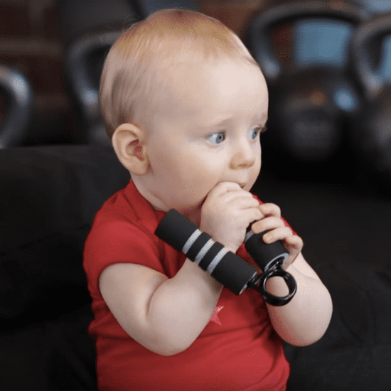 FitStar Baby App For April Fools' Day